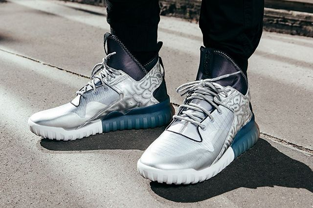 Adidas Originals Tubular X Prime Knit Black 'Snake'